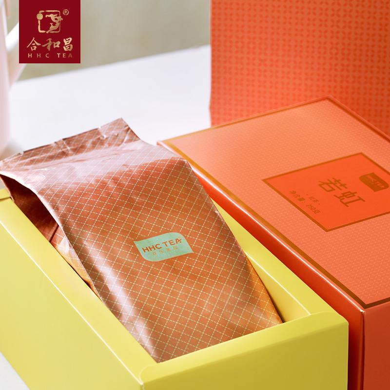 【新品】合和昌 欢乐茶醍若虹 • 红茶 250g/盒